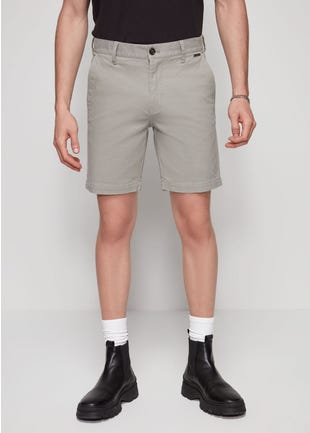 Flap Pocket Shorts