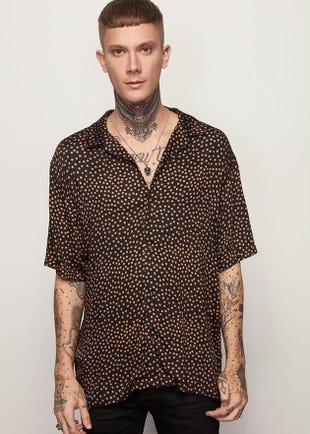 Spotted Resort Shirt