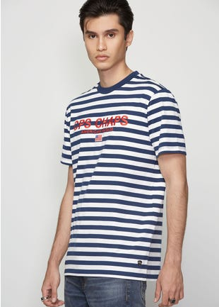 CPS CHAPS Striped Tee