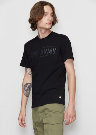 CPS Army Tee