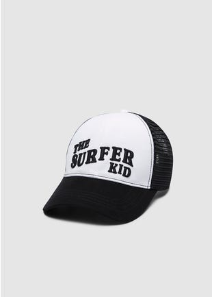 Surfer Kid Trucker Hat
