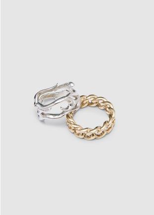 Flame Ring Set