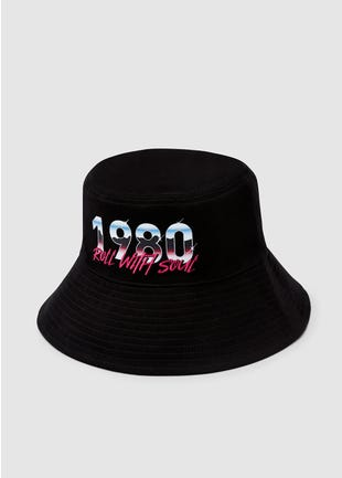 Roll With Soul Bucket Hat