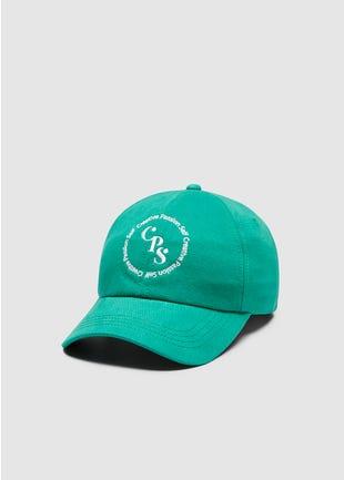 Green CPS CHAPS Baseball Cap