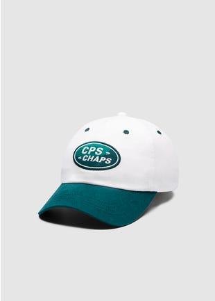 Cream CPS CHAPS Baseball Cap