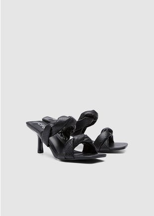 Twisted Strap Sandals