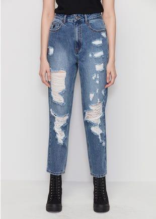 Organic Mom Jeans