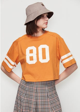 Cropped Jersey