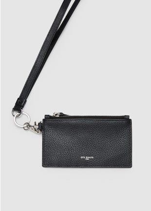 Mini Wallet Lanyard