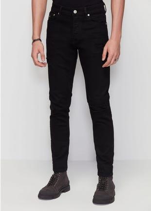 Super Skinny Black Jeans