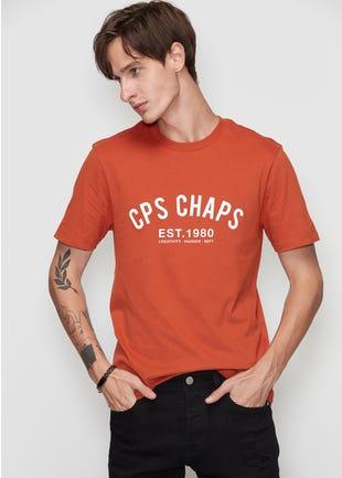 CPS CHAPS Logo Tee
