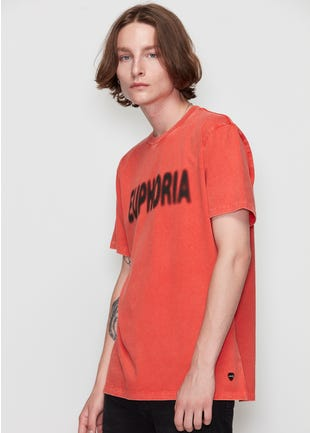 Red Graphic Tee