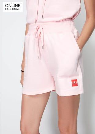 Logo Drawstring Shorts