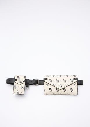 Double Belt Bag