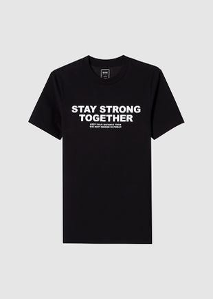"""""""Stay Strong"""" Tee"""