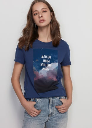 Point Of View Tee
